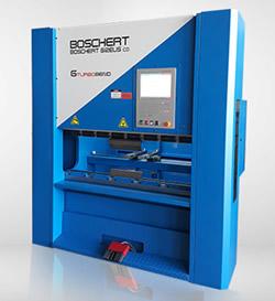Tecnysider suministra máquinas hidráulicas plegadoras de chapa Borschert - Gizellis G Turbobend