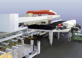 Tecnysider suministra punzonadoras eléctricas Fulcrum de sistema modular