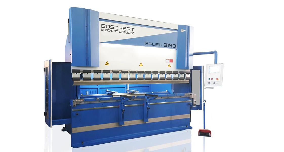 Maquinaria especial de corte y deformación del metal
