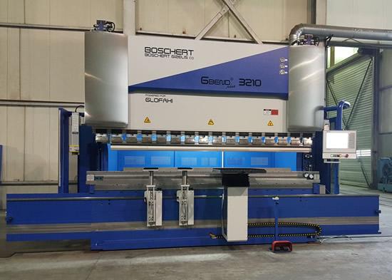 Tecnysider suministra máquinas hidráulicas plegadoras de chapa, máquinas eléctricas plegadoras de chapa y máquinas robotizadas plegadoras de chapa