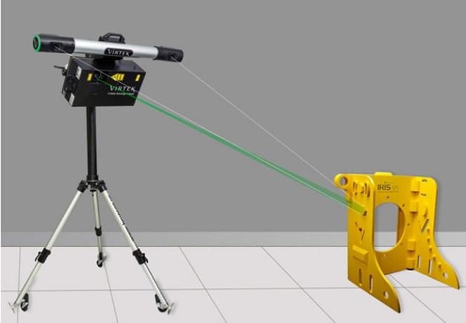 Tecnysider suministra sistemas de proyección láser Virtek para sistemas de medición y marcaje y para proyección de plantillas mecánicas generadas a partir de CAD